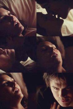 Damon Salvatore x Elena Gilbert - Ian Somerhalder x Nina Dobrev