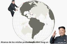 Comprueba el daño que la «Bomba H» de Kim Jong-un podría causar en España