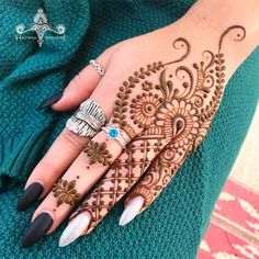 Hi everyone , welcome to worlds best mehndi and fashion channel Zainy Art . Hope You guys are liking my daily update of Mehndi Designs for Hands & Legs Nail . Henna Hand Designs, Pretty Henna Designs, Mehndi Designs Finger, Khafif Mehndi Design, Mehndi Designs For Girls, Mehndi Designs For Beginners, Modern Mehndi Designs, Mehndi Design Pictures, Mehndi Designs For Fingers