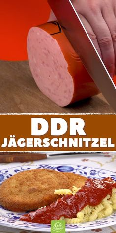 Jägerschnitzel with Spirelli and tomato sauce – the classic from the GDR! # Jägerschnitzel The post East German Jägerschnitzel appeared first on Woman Casual - Food and drink Soup Appetizers, Appetizer Recipes, Food Cakes, Easy Cake Recipes, Meat Recipes, Recipes With Few Ingredients, Empanadas, Thanksgiving Recipes, Beef Recipes