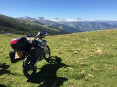 DRZ400 Pyrenean adventure New Adventures, My Ride, Biking, Motorcycles, Wheels, Bicycle, Vehicles, Travel, Beauty