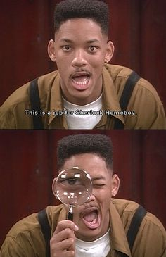 I pinned this because. Fresh Prince of Bel Air Fresh Prince, Willian Smith, Prinz Von Bel Air, Drama Total, Reaction Pictures, Funny Pictures, Mood Pics, Meme Faces, Best Shows Ever