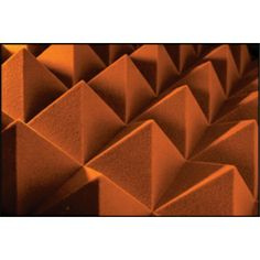 ECO Friendly Acoustic Pyramid