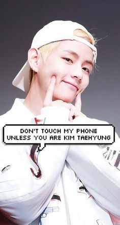 Bubble Messages // BTS // Kim Taehyung Version [Repinned ]