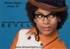 Immaculate innovation.  Bevel Eyewear