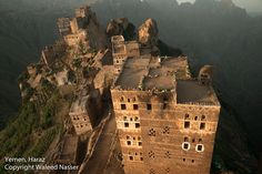 These pictures will take you to the most stunning cliff-side villages from around the world.