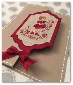 Coul'Heure Papier: [Calendrier de l'Avent - Jour 18] Carte à Balancie...