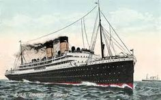 Empress of Ireland Collision - Bing images