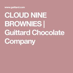 Easy to make and delicious to eat; another delicious chocolate recipe from Guittard. Delicious Chocolate, Chocolate Recipes, White Brownies, Guittard Chocolate, Chocolate Company, Recipe Details, Chips, Treats, Cookies