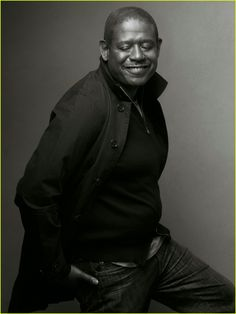 Forest Whitaker - mmmhmmm!  GOOD MEN are sexy! SEXY ENCASES A MULTITUDE OF THINGS---
