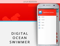 "Check out new work on my @Behance portfolio: ""Digital Ocean Swimmer"" http://be.net/gallery/54918039/Digital-Ocean-Swimmer"