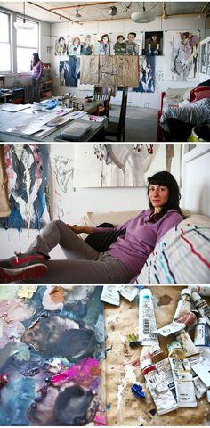 Zina Al-Shukri - PAINTER, SAN FRANCISCO