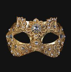 Carta Alta Venetian Masks - Macrame Lace Masks for your Masquerade Ball Party Masquerade Ball Party, Venetian Masquerade Masks, Italian Masks, Gold 1, Lace Mask, Beautiful Mask, Beautiful Things, Macrame Design, Confident Woman