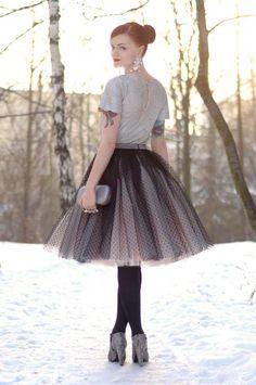 skirt from Fanfaronada- www.rockagirl.blogspot.com