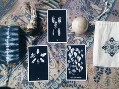 nomad tarot More