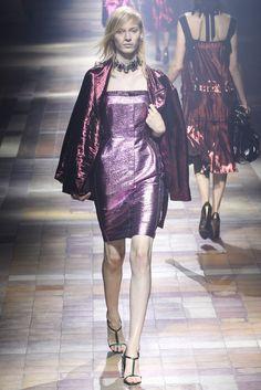 Lanvin Spring 2014 Ready-to-Wear Fashion Show - Julia Nobis (Viva)