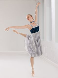 Round Midnight - Style 0323 | Revolution Dancewear Ballet Dance Recital Costume