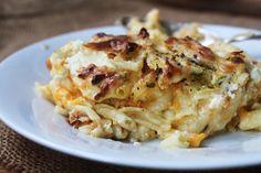 Cream cheese mac & cheese