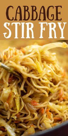 Stir Fry Recipes, Vegetable Recipes, Vegetarian Recipes, Cooking Recipes, Healthy Recipes, Top Ramen Recipes, Ramen Noodles Recipes Easy, Cooking Tips, Healthy Ramen