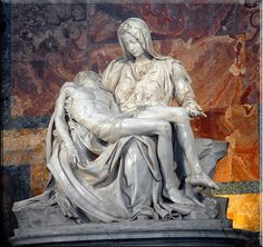 La Pieta, Vatican, summer 2013.... Done!