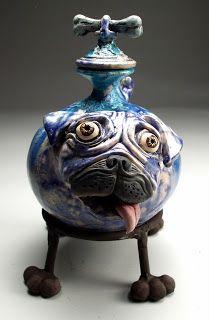 grafton pottery, grafton potteri, facejug, mitchel grafton, grafton art, face jugs, art potteri, ceram, potteri face