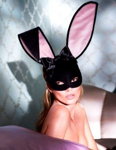 Kate Moss Poses for Playboy's 60th Anniversary
