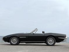 1967 Maserati Ghibli spyder