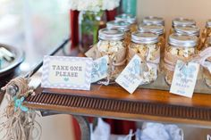 Baby boy shower favor ideas | ... Jar Themed Baby Shower for Baby Boy Named Mason | Baby Lifestyles