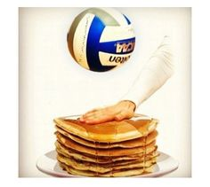 Only volleyball players will understand :)
