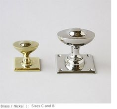 Charles Edwards - New Norfolk Door and Cupboard Knob Product DF 50