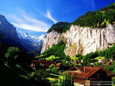 Alps magnificent Landscape