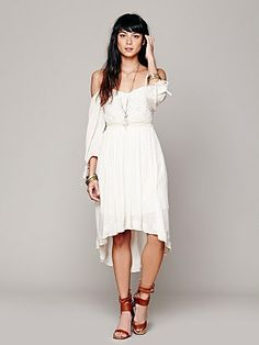 Free People Take My Breath Away Dress