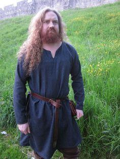 Men's Wool Viking Tunic