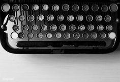 Retro Typewriter Machine Old Style | free image by rawpixel.com