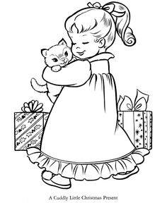 THE cutest coloring pages i ever did see! all holidays!
