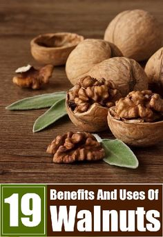 19 Amazing Benefits And Uses Of Walnuts