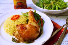Lemongrass Turmeric Chicken