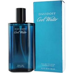 Black Friday Davidoff Cool Water Eau de Toilette Spray for Men, Fluid Ounce from Davidoff Fragrance Online, Best Fragrances, Christmas Gifts For Men, Holiday Gifts, Turquoise, Latte, Perfume Bottles, How To Apply, Moda Masculina