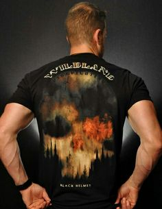 68067a555472d Dirty Dangerous Wildland Firefighter T-Shirt - Black Helmet Firefighter  Shirts