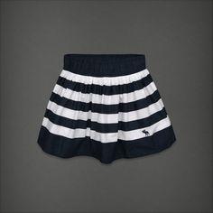 Abercrombie & Fitch Summer Ellise Skirt Size Small UK8-10 ♥ A/Hollister Beach | eBay