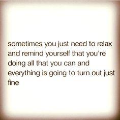 I need to hear this