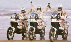 Rallye Paris Dakar, Trail Motorcycle, Rallye Raid, Motocross, Champs, Cars And Motorcycles, Motorbikes, Pilot, Classic Cars