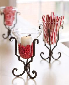 Bistro Votive Holder from Willow House www.denisecosgrove.willowhouse.com