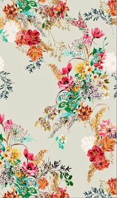Wallpaper pattern wallpaper, floral print wallpaper, pattern art, p Pattern Floral, Motif Floral, Pattern Art, Flower Patterns, Pattern Design, Floral Design, Print Wallpaper, Pattern Wallpaper, Wallpaper Backgrounds
