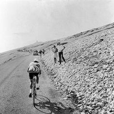Mont Ventoux - 1960's
