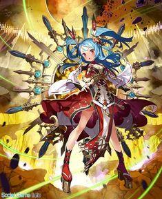 エイチーム、『ヴァルキリーコネクト』に☆3新キャラ天照神「アマテラス」を期間限定で追加 ギルドバトル初のイベントも開催 | Social Game Info
