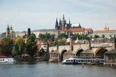 Image result for prague castle view on tram