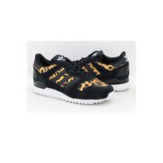 Zapatillas Adidas � Zx 700 Negro/Blanco/Leopardo