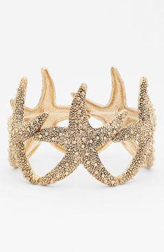 Cara 'Under the Sea' Starfish Bracelet | Nordstrom