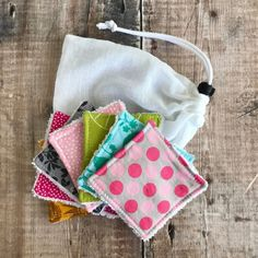 Reusable everyday items to help save the planet. by reusableplanet Makeup Remover Pads, Wash Bags, How To Run Longer, Makeup Yourself, Cotton Fabric, Coin Purse, How To Remove, Wool, Skincare Routine